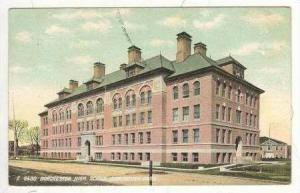 Dorchester High School, Dorchester, Massachusetts, 1908