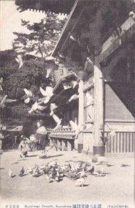 KAMAKURA, Japan, 1900-1910's; Hachiman Temple