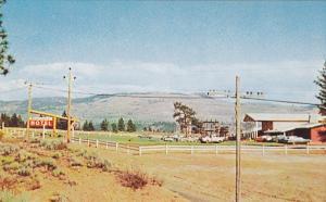 Scenic view,  Grasslands Hotel,  Merritt,   B.C.,  Canada,  40-60s