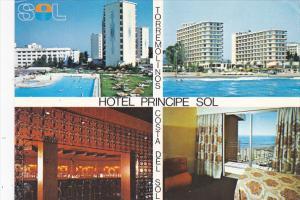 Spain Costa Del Sol Torremolinos Hotel Principe Sol