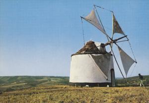 Windmill, PORTUGAL, 50-70's