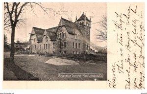 Connecticut  New London ,  Bulkeley School