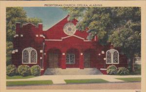 Alabama Opelika Presbyterian Church