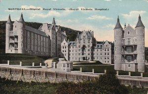 MONTREAL, Quebec, Canada, 1900-1910's; Royal Victoria Hospital
