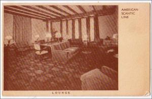 Lounge, American Scantic Line