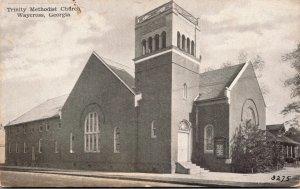 Georgia Waycross Trinity Methodist Church Dexter Press