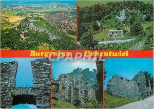 Postcard Modern Mauritius Le Morne Brabant