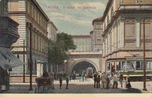 Italy Roma Rome Il traforo del Quirinale
