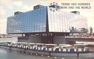 Terre des Hommes Man and his World Montreal Unused
