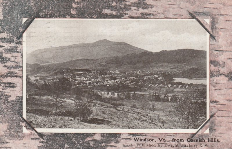 WINDSOR , Vermont , 1909