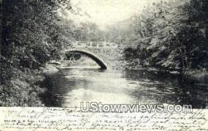 Souhegan Bridge Greenville NH 1907