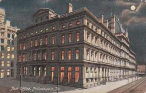 Post Office Philadelphia Pennsylvania 1912