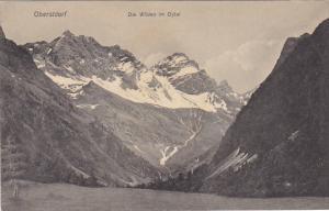 Germany Oberstdorf Die Wilden im Oytal