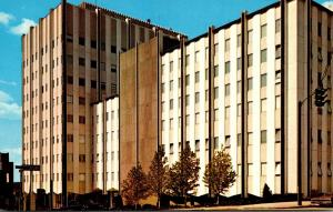 Ohio Akron City-County Safety Building