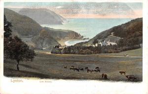 Lynton Lee Abbey Cattles Abtei General view