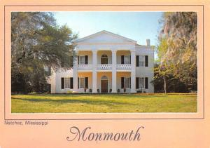 Monmouth - Natchez, Mississippi