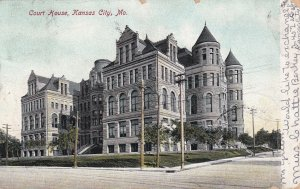 KANSAS CITY, Missouri, PU-1906; Court House