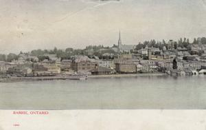 BARRIE , Ontario , Canada , 1910 ; Waterfront