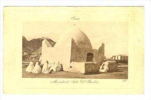ORAN , Marabout Sidi El Bachir, Algeria, PU-1938