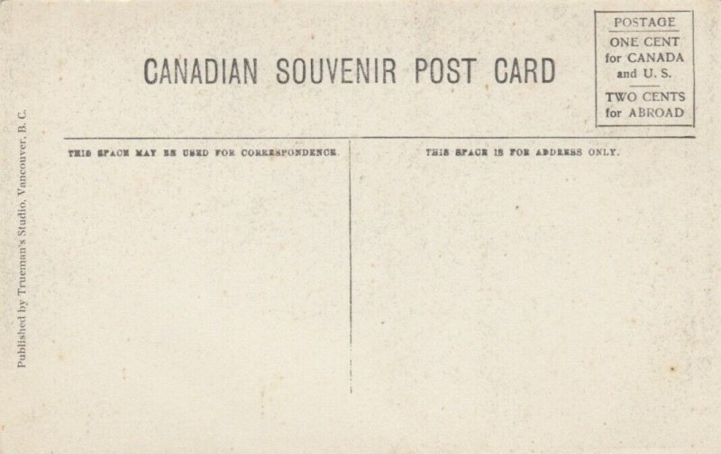 BANFF , Alberta , 1900-10s; Banff & Bow River from Sulphur Mt.