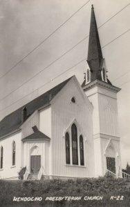 RP: MENDOCINO , California , 1957 ; Presbyterian Church