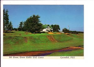 9th Green, Green Gables Golf Course, Cavendish, Prince Edward Island