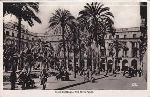 RP, The Royal Plaza, Barcelona, Spain, 1920-1940s