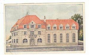 V upominku na otevreni  ceskeho domu  Czech Republic, PU-1926