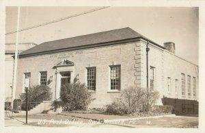 RP: SWARTHMORE ,  Pennsylvania , 1952 ; Post Office