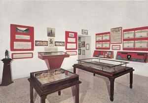 Italian WW1 Guerre War Military Italy Museo Storico Della Fanteria Postcard