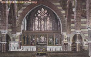 Lyndhurst Church Interior, New Forest , Hampshire, PU-1906