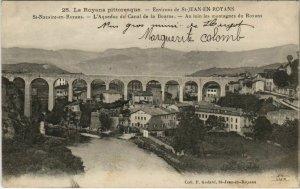 CPA Env de St.Jean en Royans St.Nazaire en Royans FRANCE (1102135)
