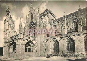 Postcard Modern Dol de Bretagne (I and V) La Cathedrale Saint Samson