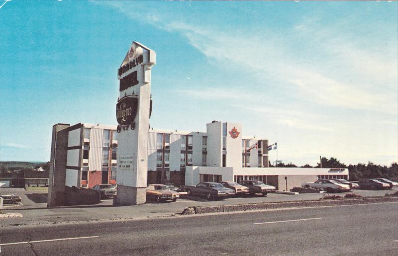 Wandlyn Motor Inn, QUEBEC CITY, Quebec, Canada, 40-60´
