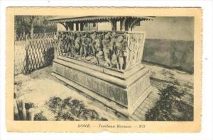 BONE.-Tombeau Romain, Algeria, 1910-30s