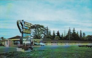 Canada London Diamond Horseshoe Motel