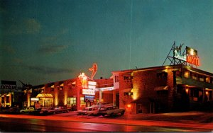 New York Syracuse Dewitt Ranch Motel