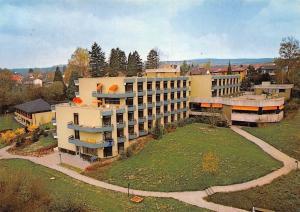 Ueberlingen Bodensee Kurpark Klinik Hospital Partial view