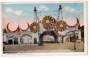 Luna Park, Coney Island NY