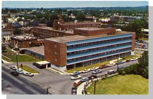 Norwood, Mass/MAPostcard, Norwood Hospital, 1960's?