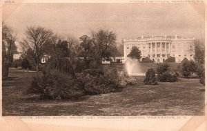 White House South Front,Washington,DC BIN