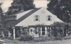 New York West Shokan Watson Hollow Inn The Patio Albertype