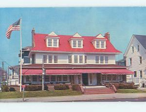 Unused Pre-1980 PLYMOUTH INN Ocean City New Jersey NJ L0963