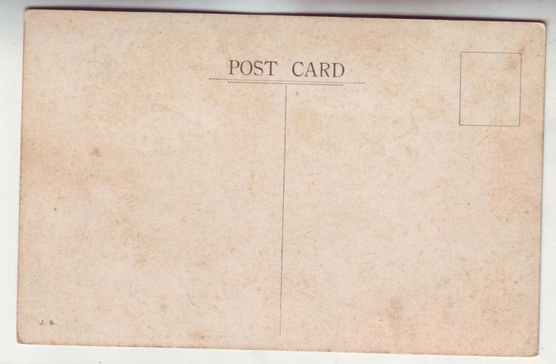 P92 JLs old postcard glimpse sydney harbour australia
