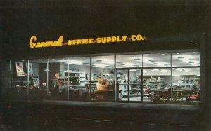LAFAYETTE , Louisiana, 1950-60s ; General Office Supply Company