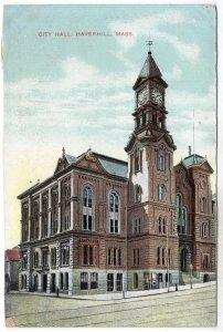Haverhill, Mass, City Hall