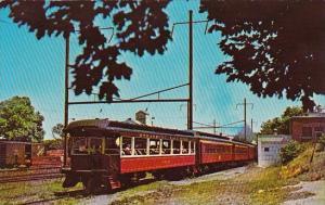 Pennsylvania Strasburg The Strasburg Railroad