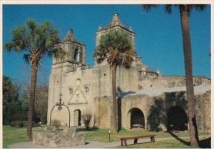 Texas San Antonio Mission Concepcion