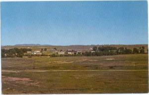 General View of Historic Fort Laramie Wyoming WY