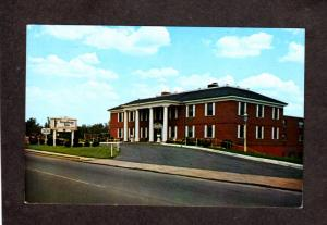 DE Treadway Inn Hotel Motel Dover Delaware Postcard Carte Postale